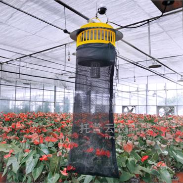 TPSC-4-2型大棚杀虫灯带有储虫袋