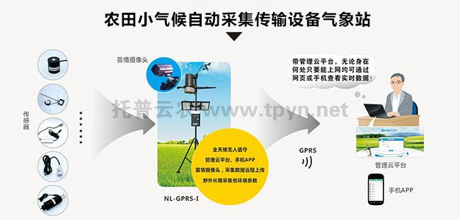 农田小气候自动采集传输设备(单配)